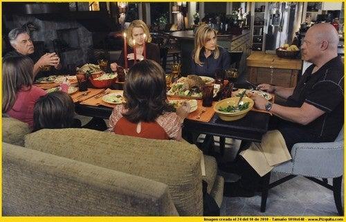 No Ordinary Family 106 promo pics