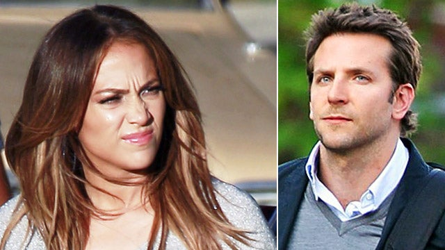 Jennifer Lopez's Weird Date with Bradley Cooper