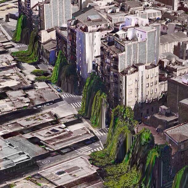 iOS Maps Atrocities? Nah, These Are Works of Art