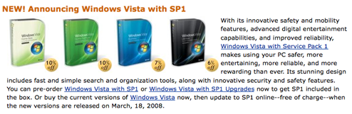 Rumor: Windows Vista SP 1 Coming Tuesday?