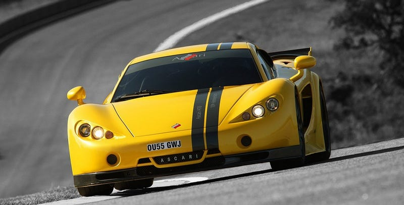 What ever happened to Ascari?