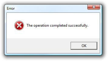 I Can't Stop Laughing At These Funny Computer Error Messages