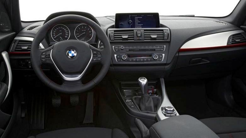 The 2012 BMW 1-Series looks like an Angry Bird