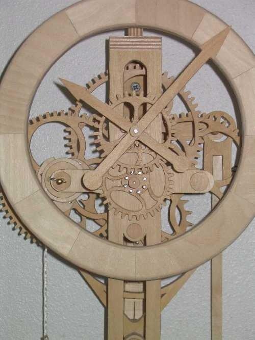Wooden Clock Gallery