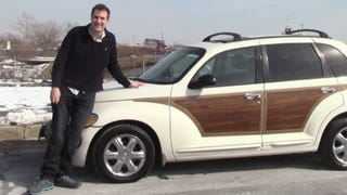Here's Why I Bought a Chrysler PT Cruiser