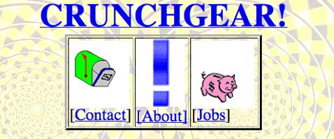 Crunchgear: Introducing Web 3.0? More Like Stupid.0
