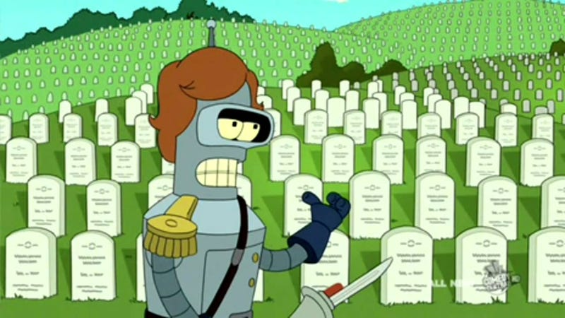 Futurama's John DiMaggio explains why Adventure Time baffled him