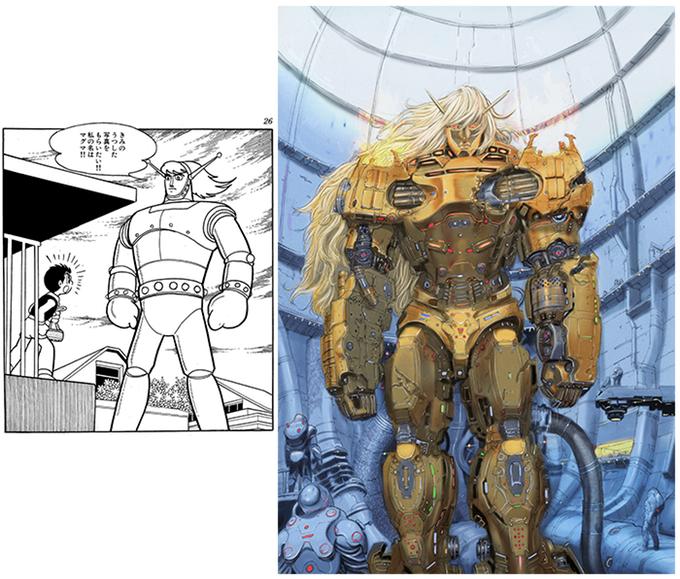 Astro Boy: Edge Of Time Reimagines Anime Classics
