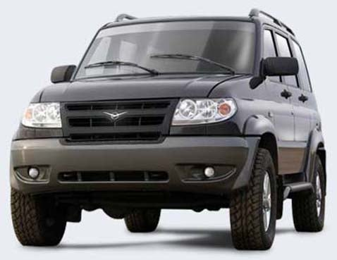 Fecund Russian Breeders Awarded Free UAZ Patriot!