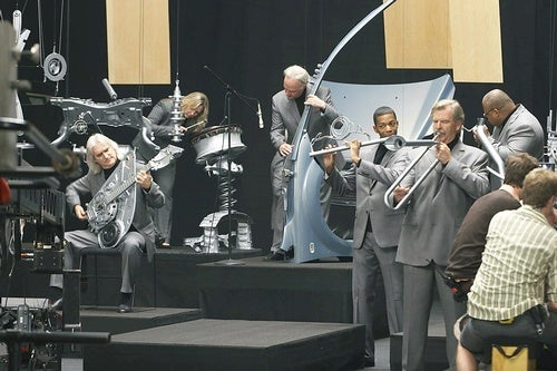 Ford Focus Gutted, Stripped By An... Orchestra?