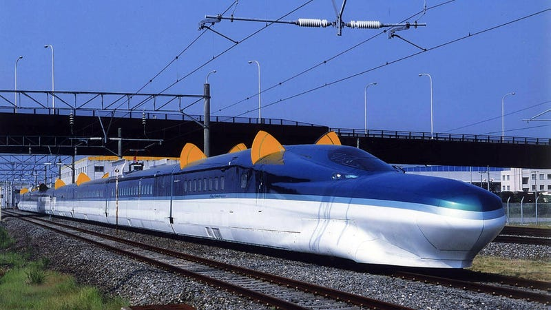 The Ten Coolest Trains Ever Built