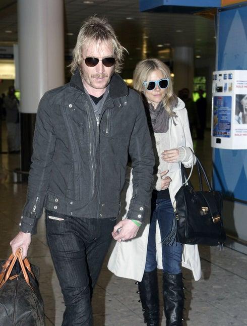 Rhys & Sienna: Sunglasses & Denim & Boots