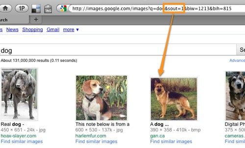 Get Back the Old Google Image Search with a URL Hack