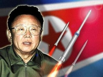North Korea Launches Crazy Music Missile