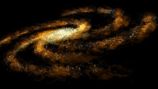 You Need to Hit 1.2 Million MPH to Exit the Milky Way