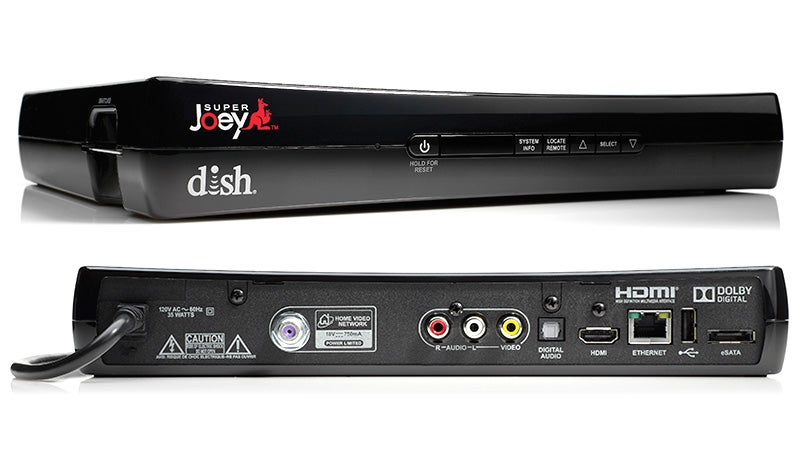 You Can Record a Ridiculous 8 Shows at a Time with Dish's New DVR