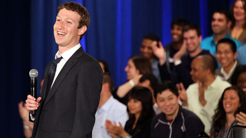 Facebook Will Read Your Private Thoughts For Politico's Benefit