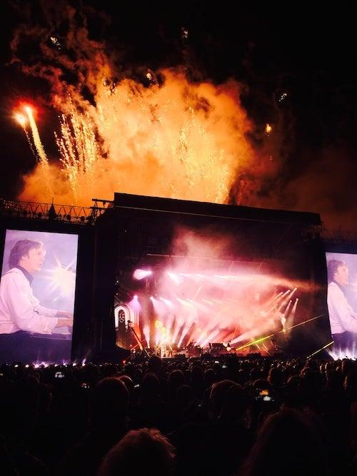 Let It Be Demolished: Paul McCartney Shuts Down Candlestick Park