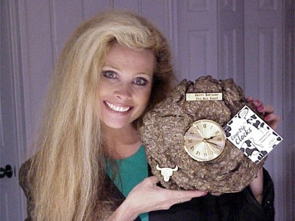 Cow Pie Clock is What All Gadgets Would Be if the Midwest Ran the World