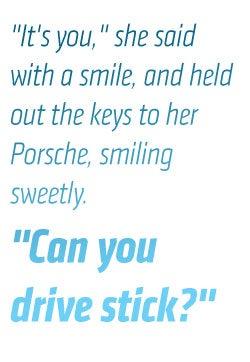 The Time I Drove A Sex-Crazed Cougar's Porsche 911 To ...