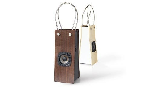 iPod Speaker Purse Is the Cute Way to Blare Tunes in Public Places