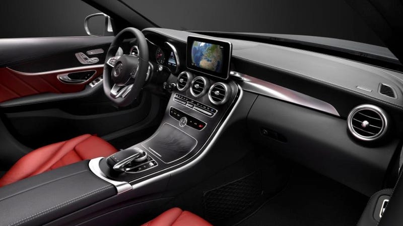 The 2015 Mercedes C-Class Will Be A More Attractive CLA