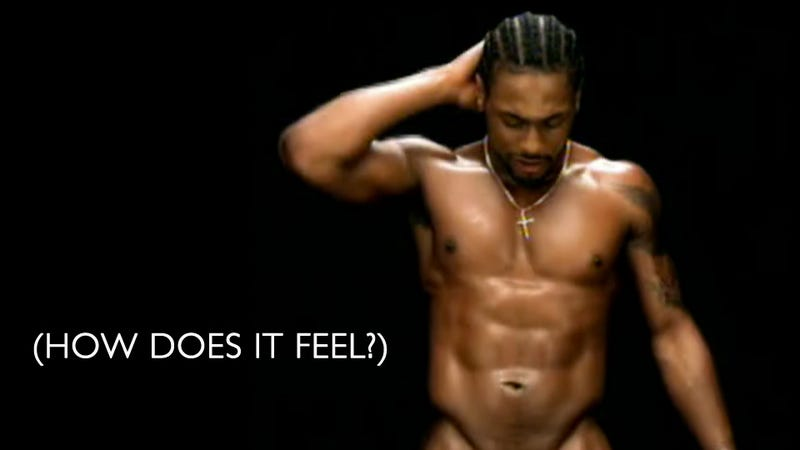 D'Angelo Learns How It Feels to be Objectified, and It Doesn't Feel Good