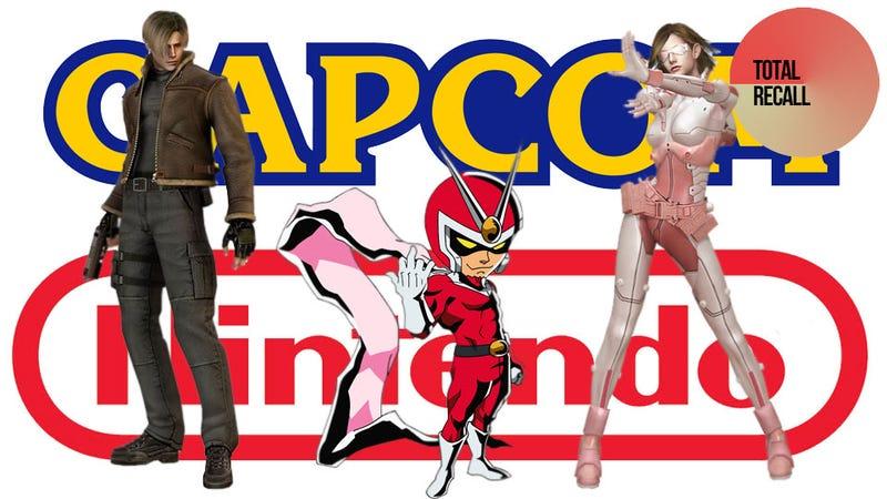 Remembering Capcom's Great Nintendo Promise / Betrayal