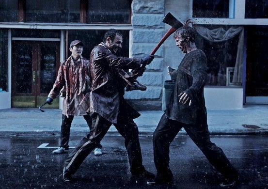Walking Dead premieres as the highest rated show in AMC's history