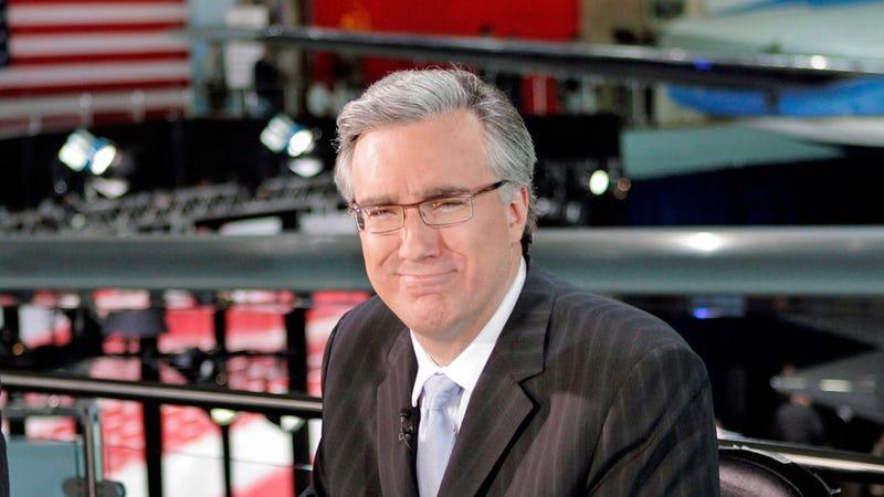 Keith Olbermann For Senate?