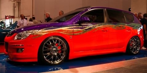 Hyundai Elantra Touring Concept Predicts New Wagon