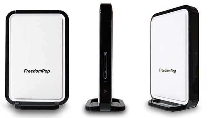 FreedomPop's New Router Hooks Up Your Home With Free, Wireless Broadband