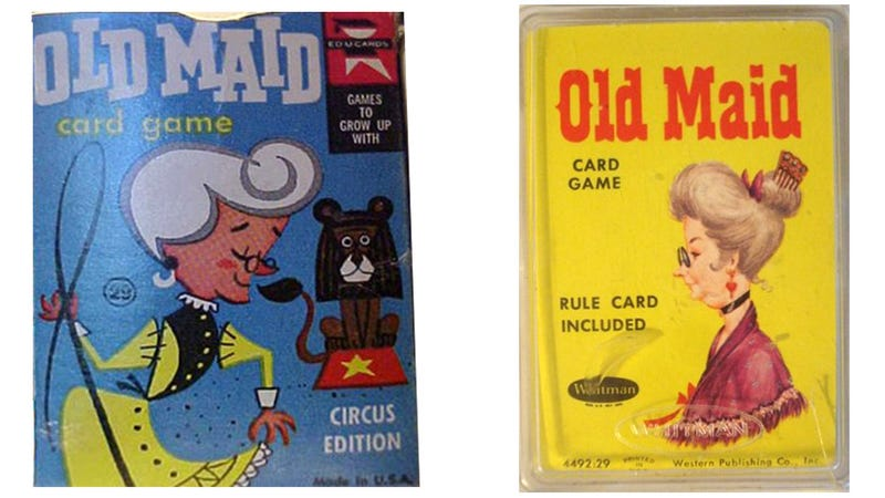 See Decades Of Little Old Ladies From 130 Years Of Old Maid