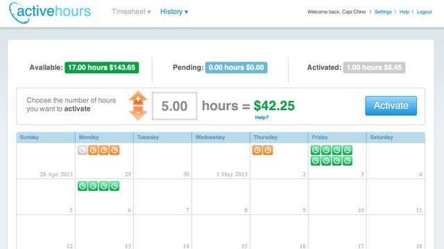 ActiveHours Gives You Your Paycheck Early, Free of Charge