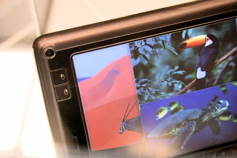 HTC Shift (UMPC) Gallery, Impressions