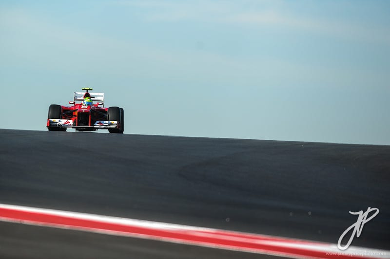 The U.S. Grand Prix In Austin: The Über Gallery