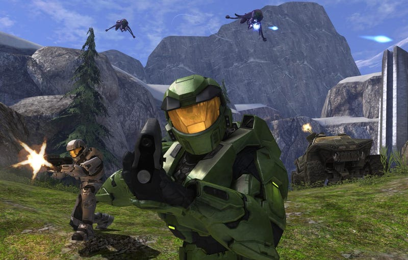 Microsoft Not So Keen On HD Re-Releases For The Xbox 360