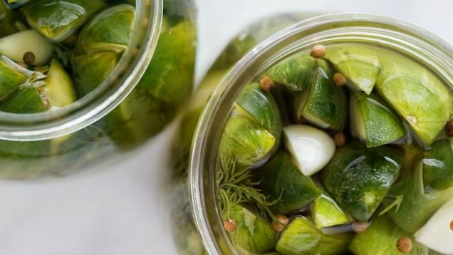 Quick Pickle Pretty Much Anything with One Simple Ratio