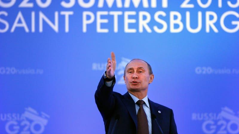 The Collected Op-Eds of Vladimir Putin
