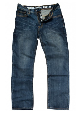 "Specially Contoured Jeans Designed To Combat Scourge Of ""Hockey Ass"""