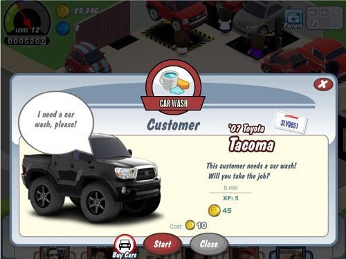 Car Town How To: Tips & Tricks For Building The Ultimate Facebook Garage