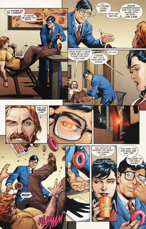Unhappy 70th Birthday, Superman!