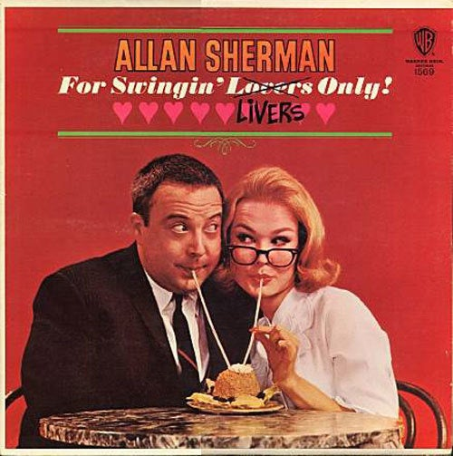 Commenter Of The Day: Allan Sherman Edition