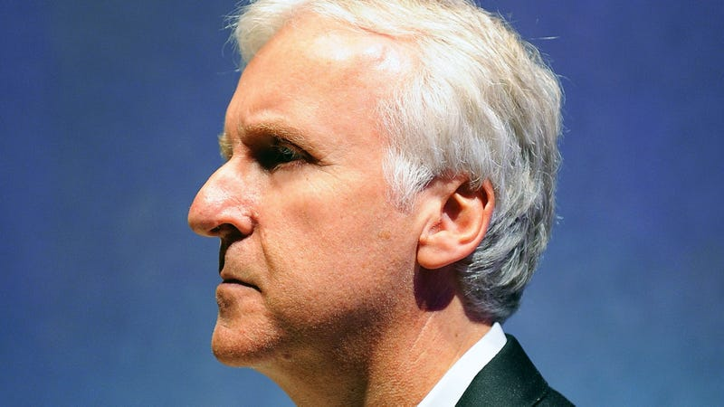 James Cameron Goes to Bottom of Ocean, Just Like the Titanic