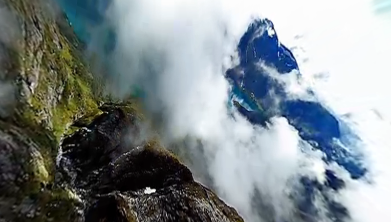 This Virtual Wingsuit Flight Is the Coolest Thing You'll See In the Web Today