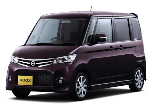 Nissan Roox: Kei Car Comes With Round-Eyed Headlights Or Umm...
