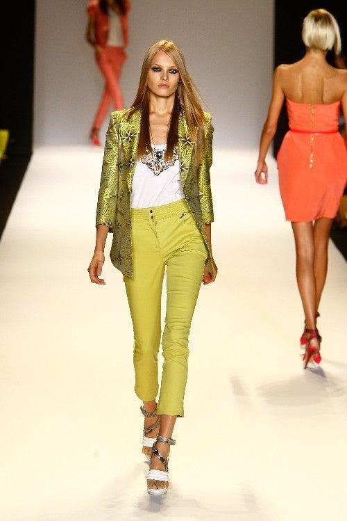 Fashion Show: Matthew Williamson