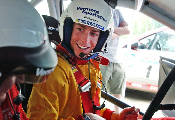 How A 19-Year-Old Became A Rallying Legend