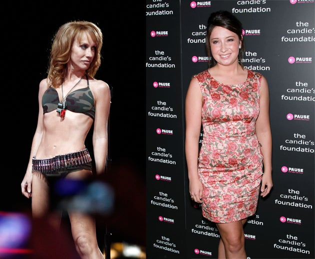 Kathy Griffin, Bristol Palin & The Vicious Cycle Of Fatphobia