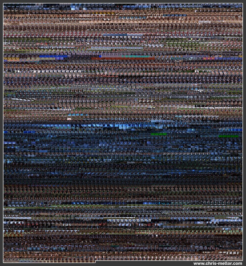 This image showing every second of Jurassic Park looks like dino skin